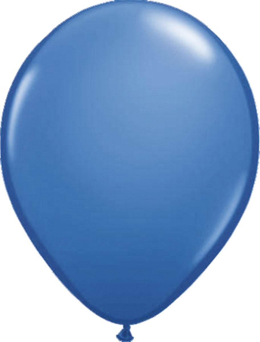 Ballonnen Donker Blauw