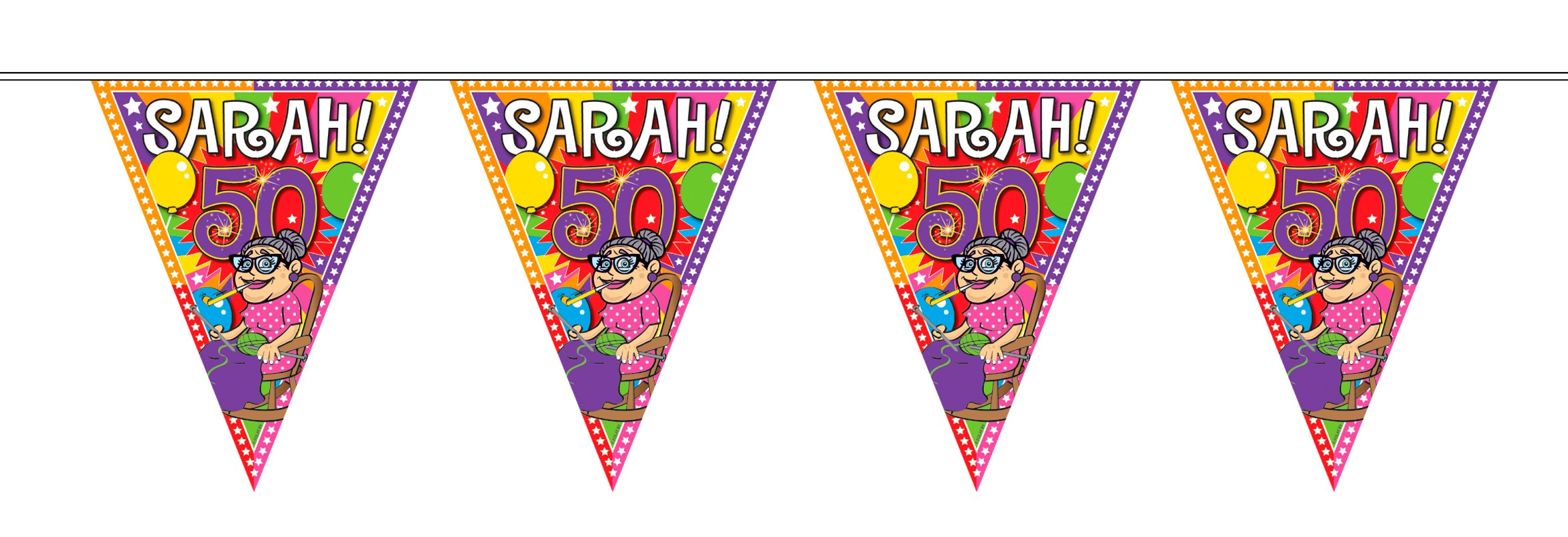 Sarah Vlaggenlijn