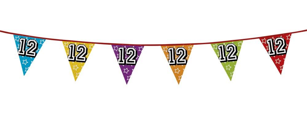 Vlaggenlijn 12 jaar