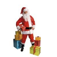 Kerstman kostuum De Luxe
