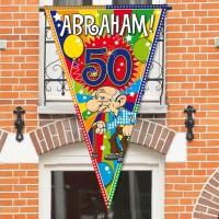 Abraham Mega Vlag