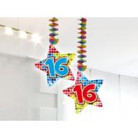 Hangdecoratie 16