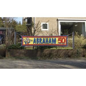 Abraham Straat Banner