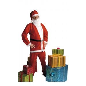 Kerstman kostuum Promo