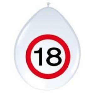 ballonnen 18