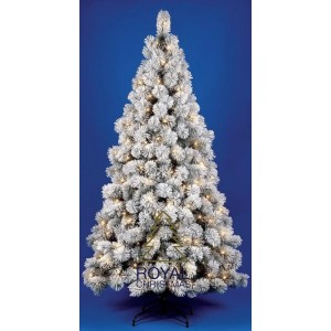 Kunstkerstboom Nordland 210 cm met LED + Smart Adapter | Royal Christmas®