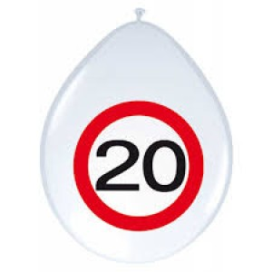 ballonnen 20