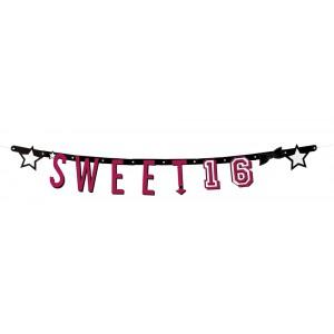 Sweet 16 letterslinger