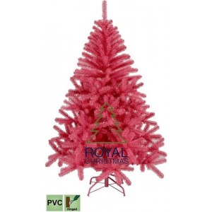 Kunstkerstboom Maine Pink 150cm | Royal Christmas®