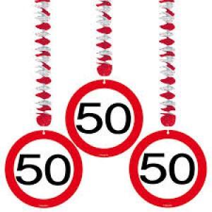 hangdecoratie 50