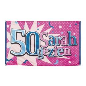 Sarah vlag