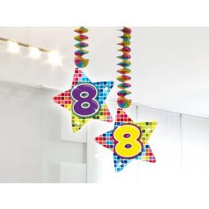 Hangdecoratie 8
