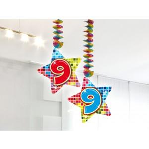Hangdecoratie 9