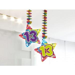 Hangdecoratie 13