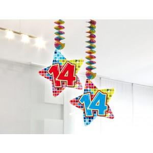 Hangdecoratie 14