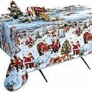 Tafelzeil 200x140 cm - Kerst