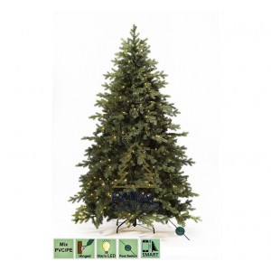 Kunstkerstboom Spitsbergen 450 cm met LED + Smart Adapter | Royal Christmas®