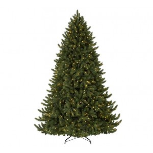 Kunstkerstboom Washington 120 cm met LED + Smart Adapter | Royal Christmas®