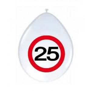 ballonnen 25