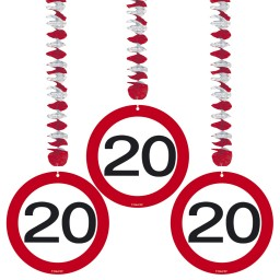 Hangdecoratie 20