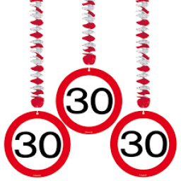 hangdecoratie 30