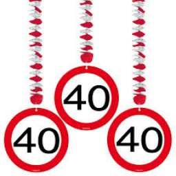 hangdecoratie 40